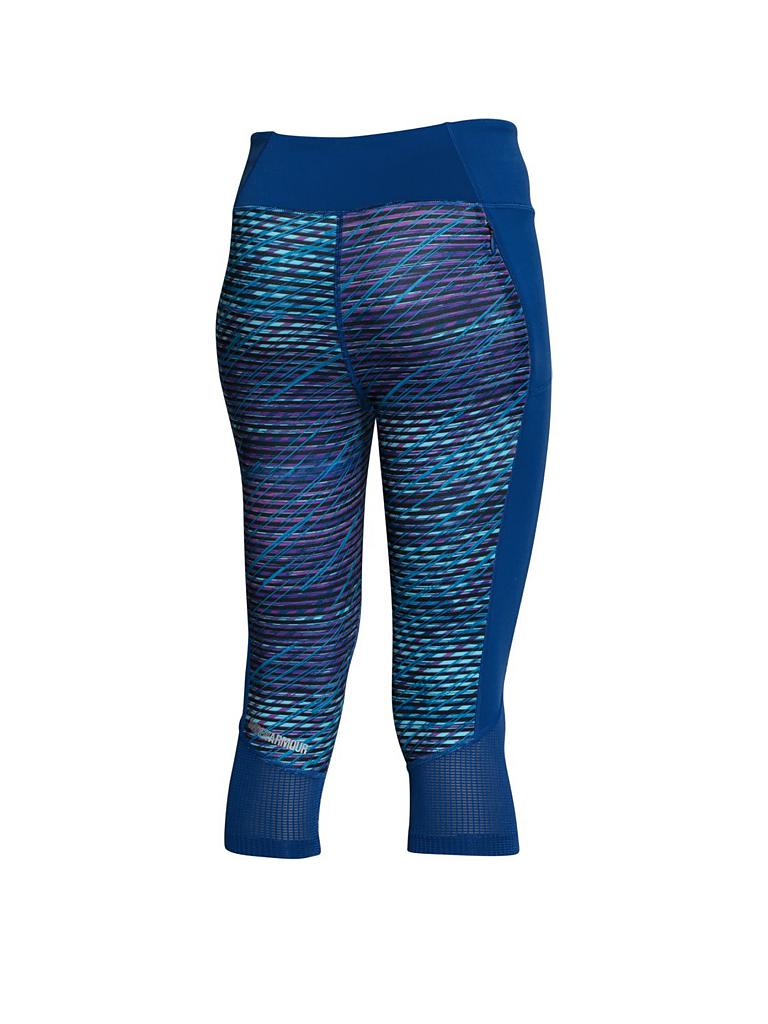 UNDER ARMOUR | Damen 3/4 Lauftight Fly by | blau