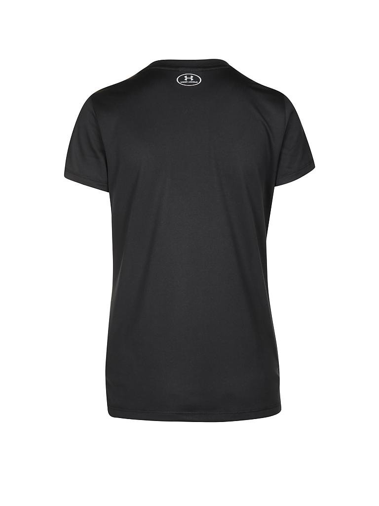 under armour damen fitness shirt tech schwarz xs. Black Bedroom Furniture Sets. Home Design Ideas