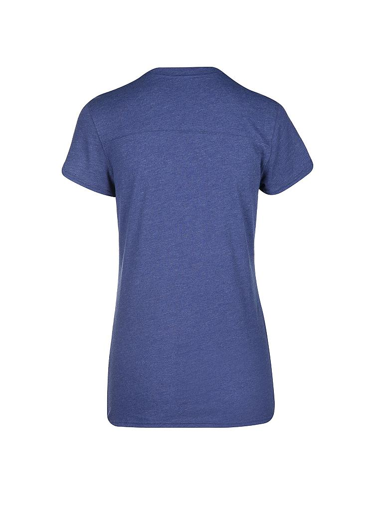 UNDER ARMOUR | Damen Fitness-Shirt | lila