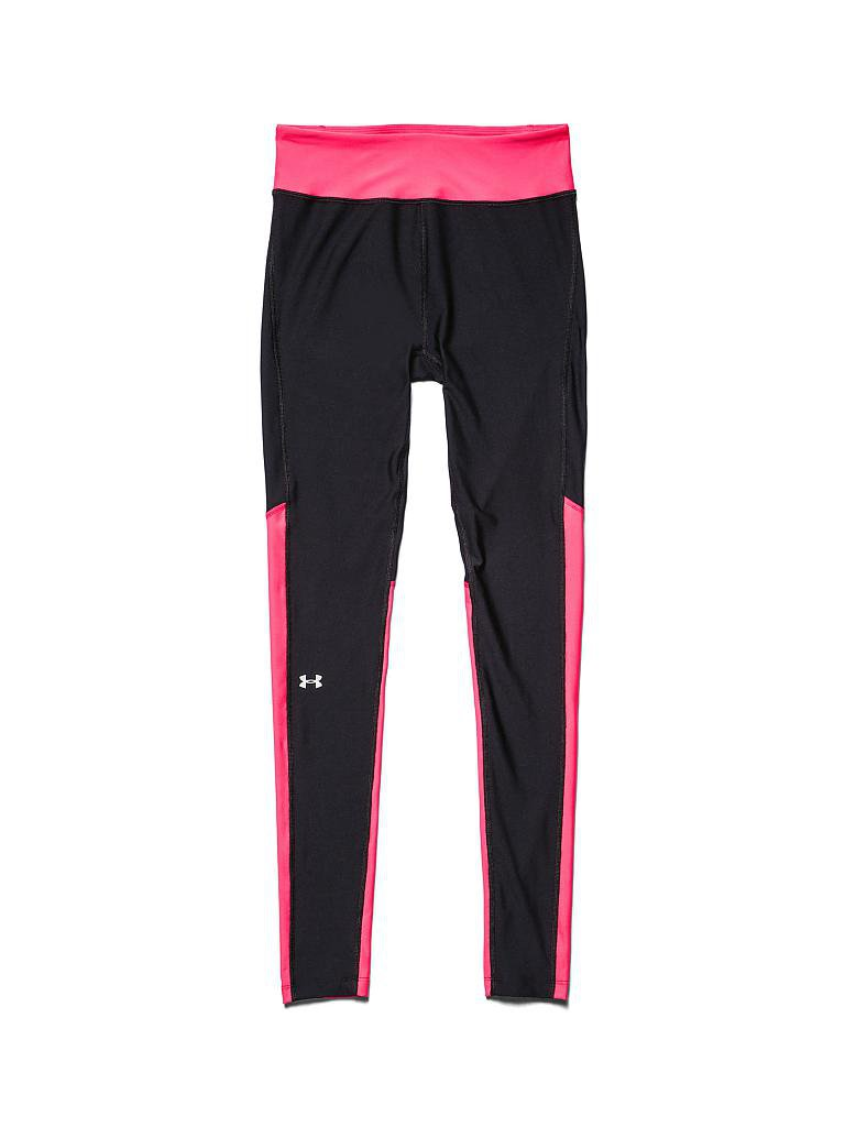UNDER ARMOUR | Damen Fitness-Short Alpha Compression | schwarz