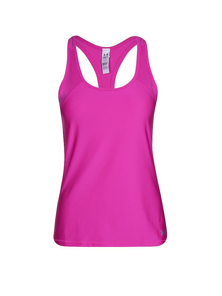 UNDER ARMOUR | Damen Fitness-Tanktop | rosa