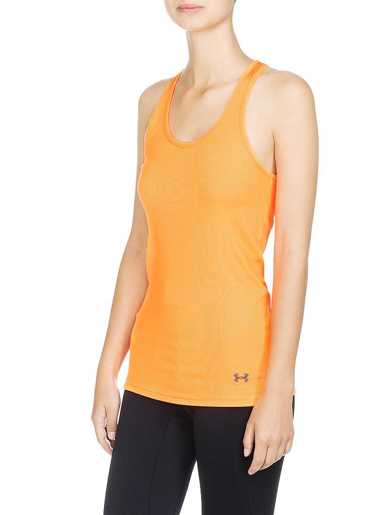 under armour damen fitness top ua victory orange xs. Black Bedroom Furniture Sets. Home Design Ideas