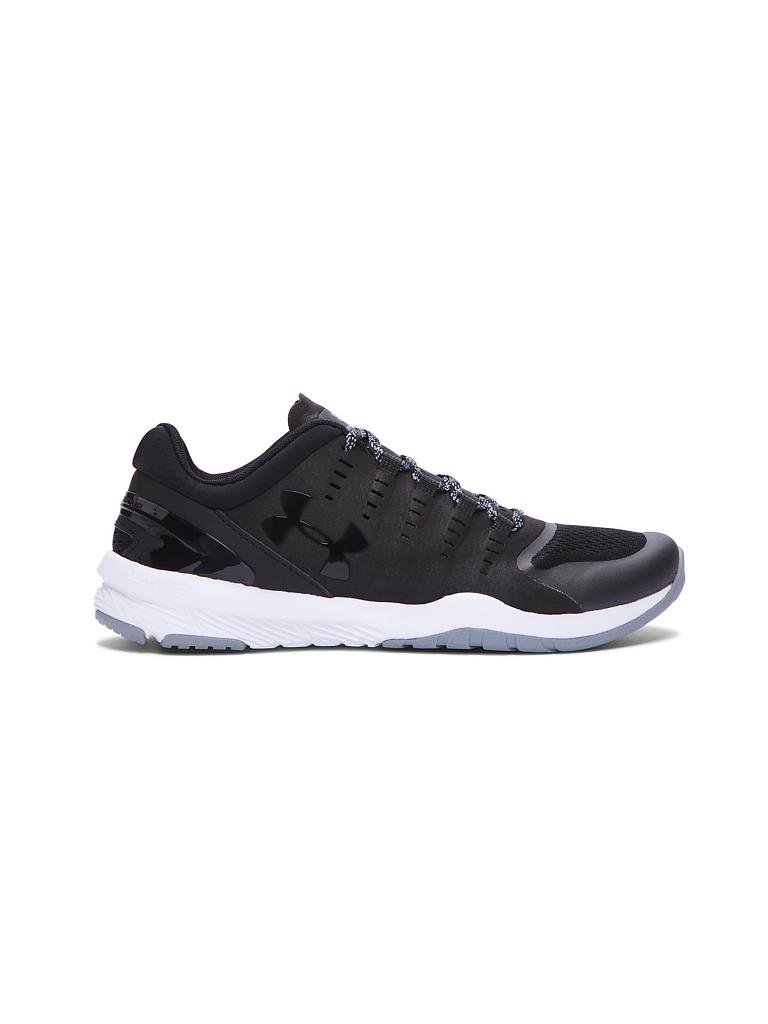 UNDER ARMOUR | Damen Fitnessschuh Charged Stunner TR | schwarz