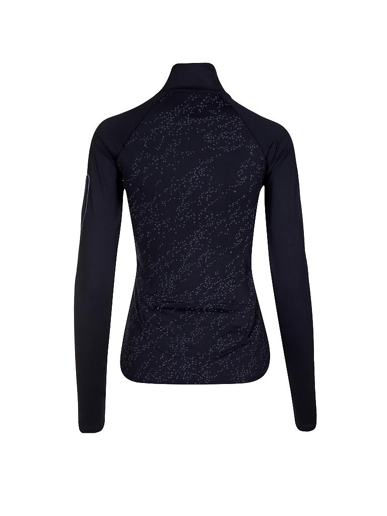 UNDER ARMOUR | Damen Laufshirt Luminous | schwarz