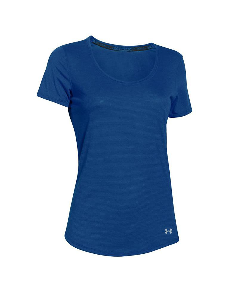UNDER ARMOUR | Damen Laufshirt Streaker | blau