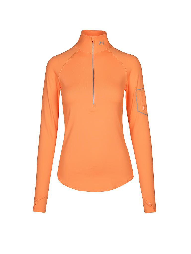 UNDER ARMOUR | Damen Laufshirt | orange