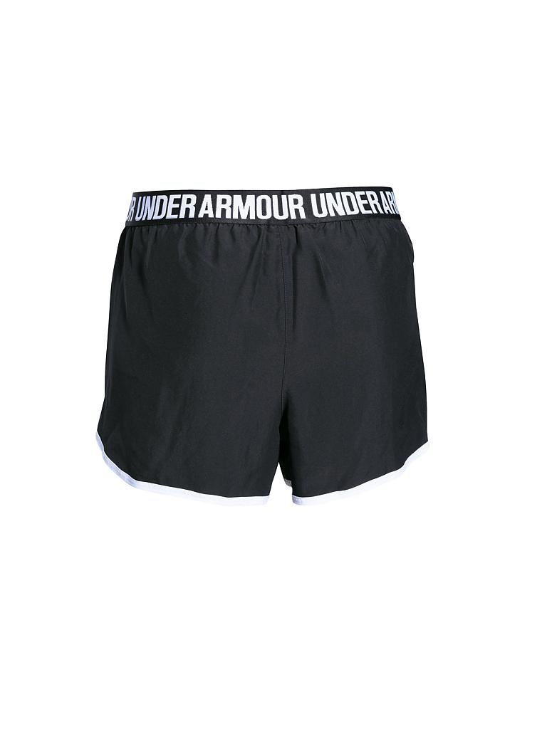 UNDER ARMOUR | Damen Laufshort Perfect Pace | schwarz