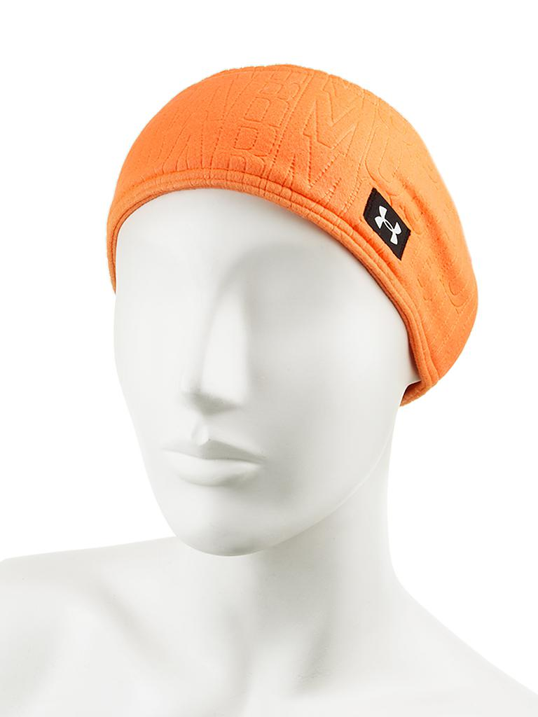 UNDER ARMOUR | Damen Laufstirnband Cozy | orange