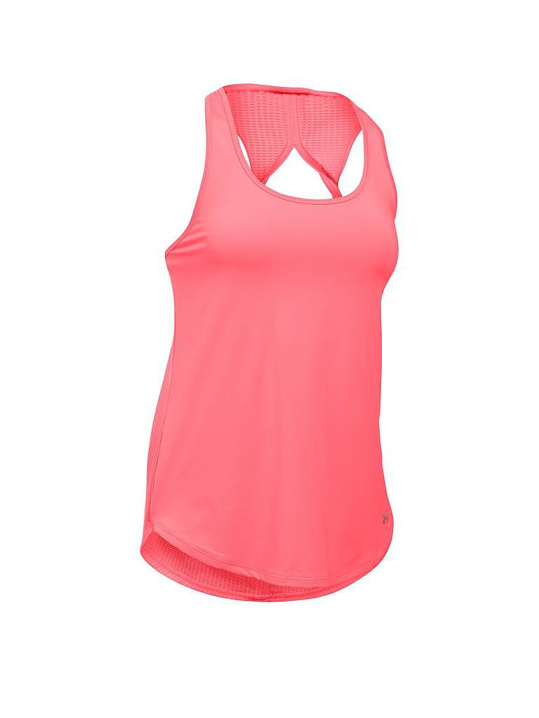 UNDER ARMOUR | Damen Lauftank Fly by | pink