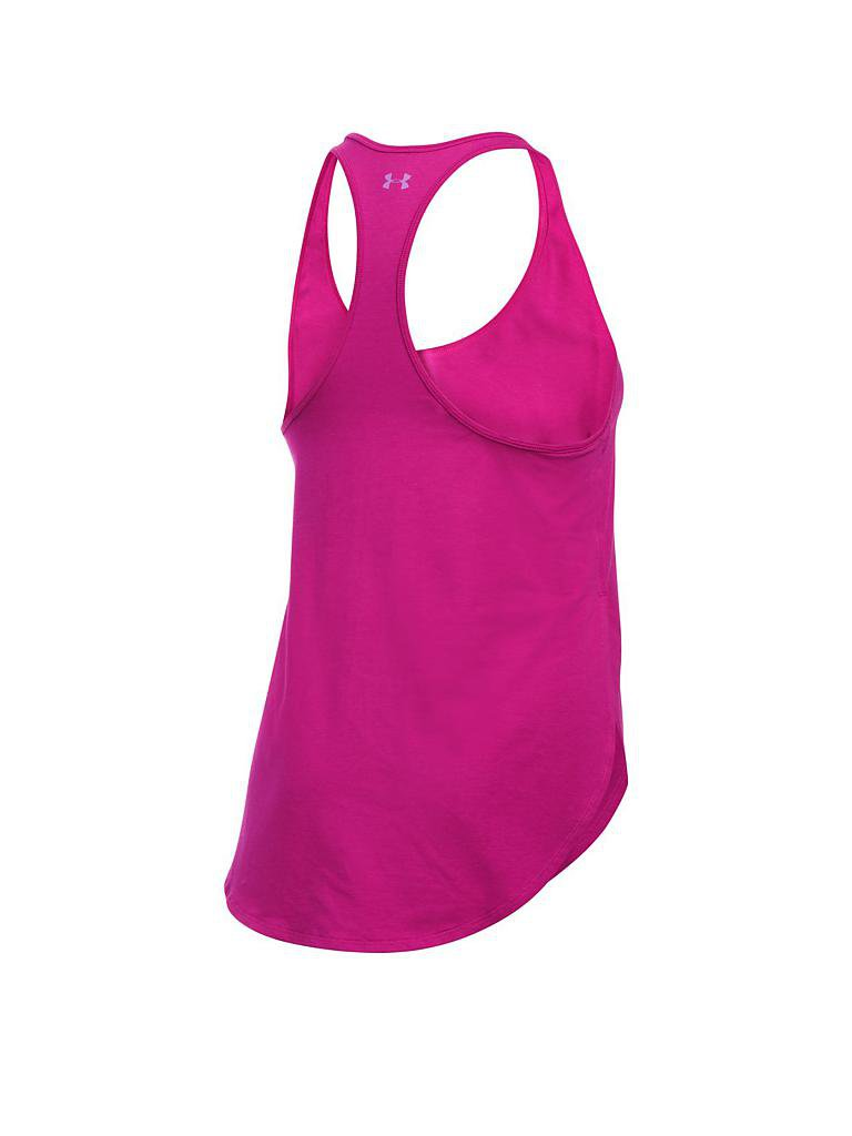 UNDER ARMOUR | Damen Tanktop UA Essential Every Day Matters | pink