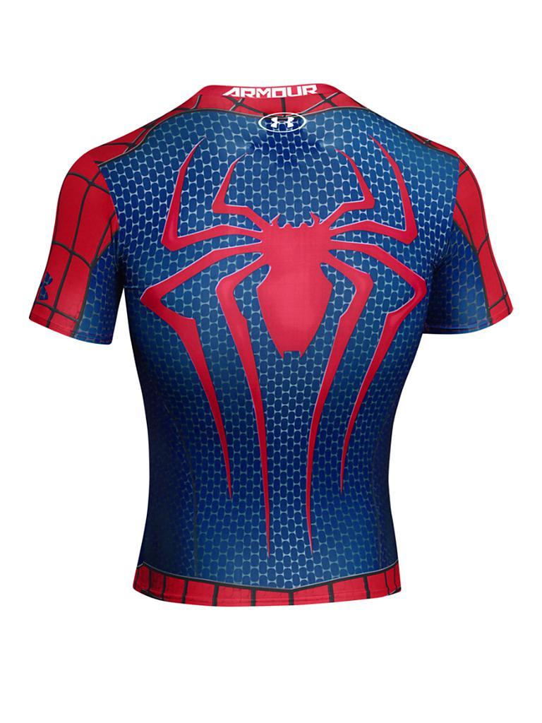 under armour herren fitness shirt alter spiderman bunt s. Black Bedroom Furniture Sets. Home Design Ideas