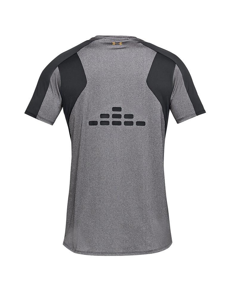 under armour herren fitness shirt herren shirt ua perpetual grau l. Black Bedroom Furniture Sets. Home Design Ideas