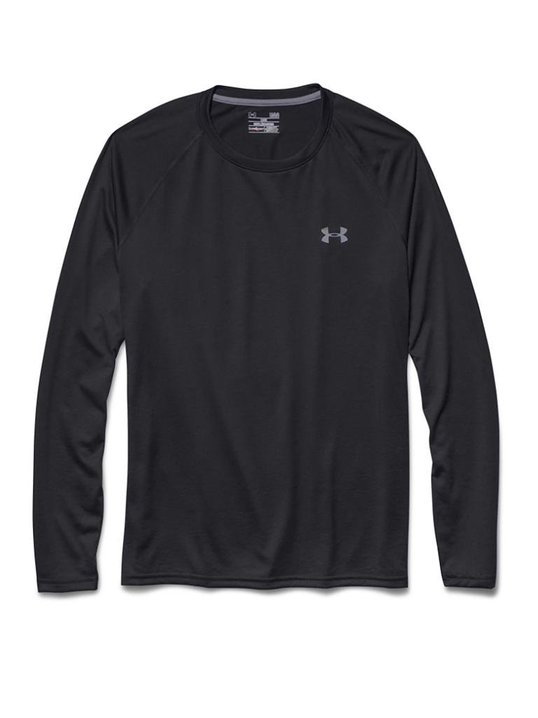 UNDER ARMOUR | Herren Fitness-Shirt Tech | schwarz