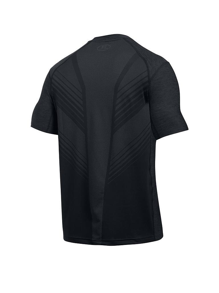 under armour herren fitness shirt ua supervent schwarz xs. Black Bedroom Furniture Sets. Home Design Ideas