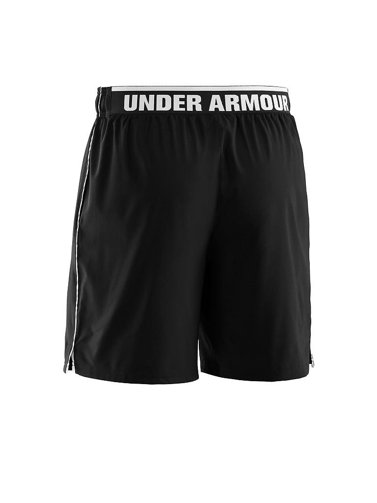 UNDER ARMOUR | Herren Fitness-Short Mirage | schwarz