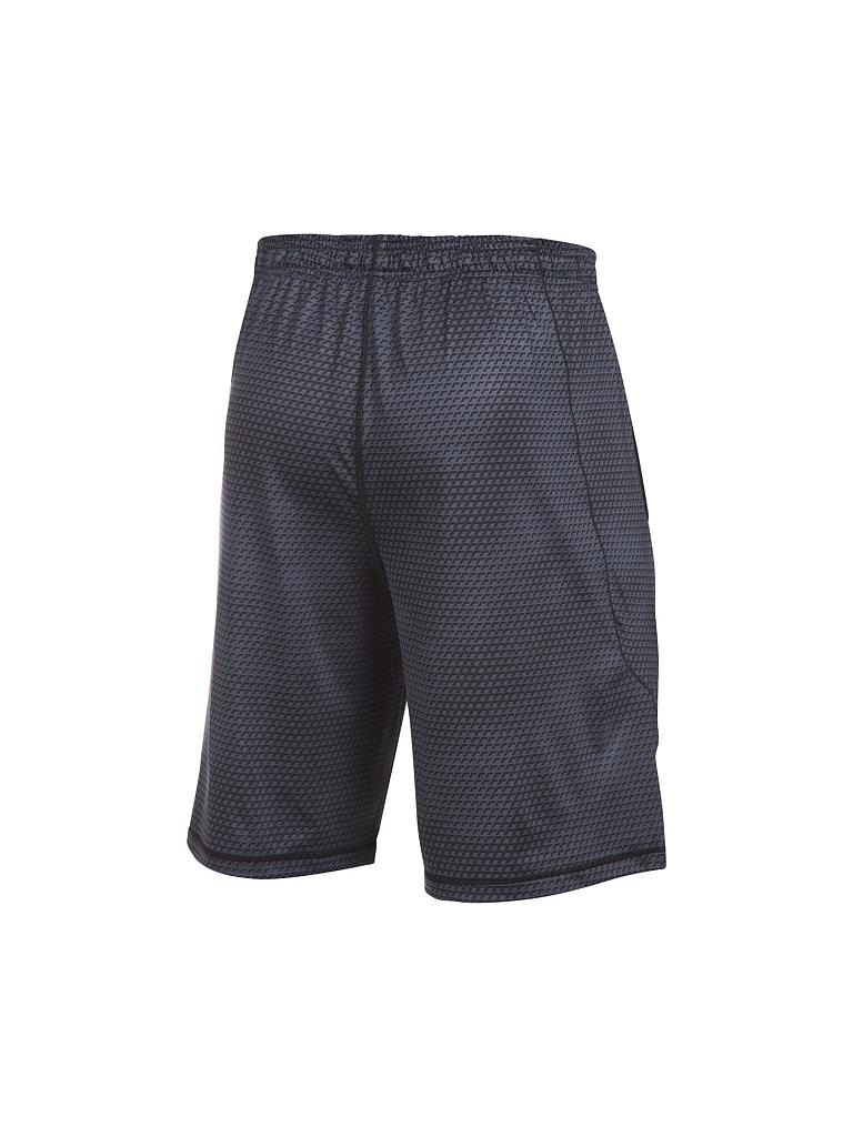 UNDER ARMOUR | Herren Fitness-Short Raid Novelty | schwarz