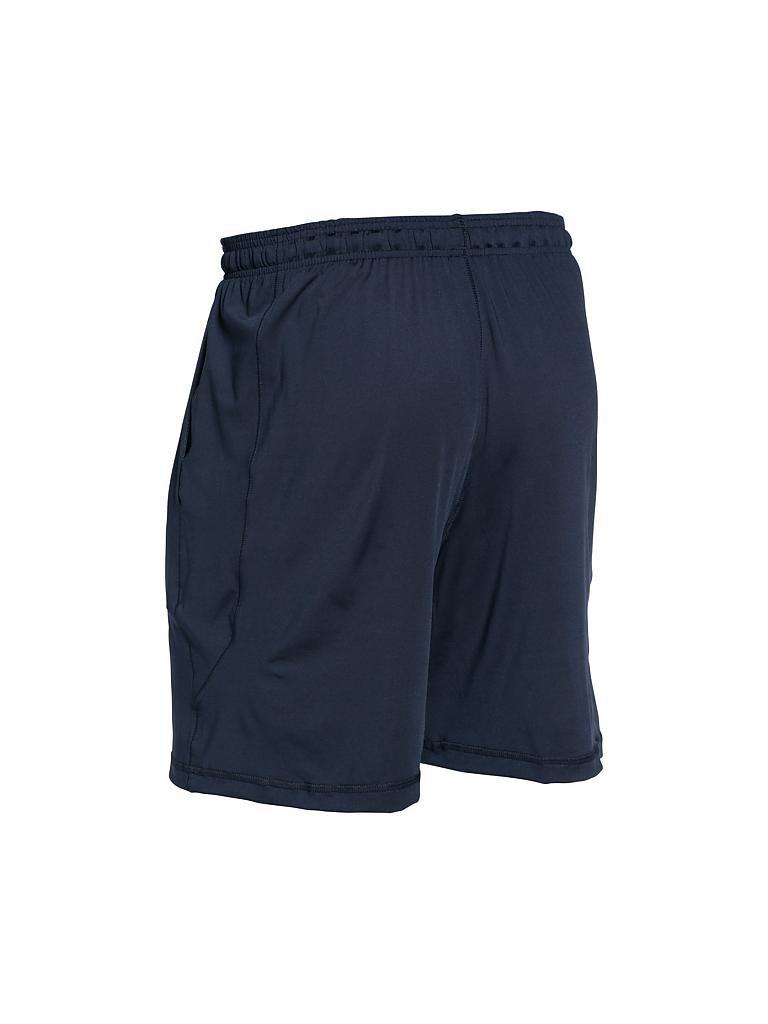under armour herren fitness shorts ua raid international blau s. Black Bedroom Furniture Sets. Home Design Ideas