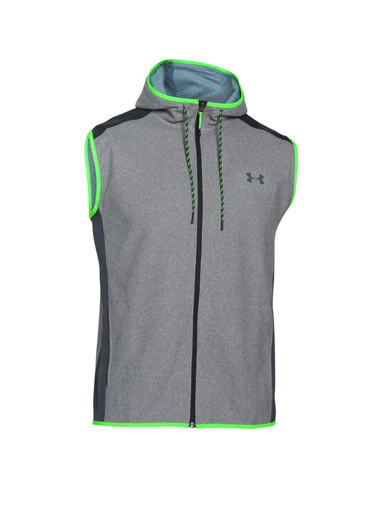 UNDER ARMOUR | Herren Fitnessweste Coldgear Infrared | grau