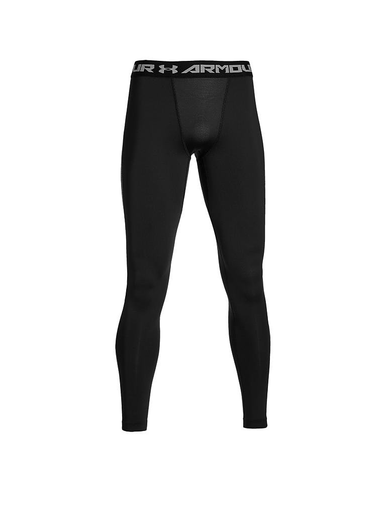 UNDER ARMOUR | Herren Fußball Kompressions-Tight ColdGear® Armour | schwarz