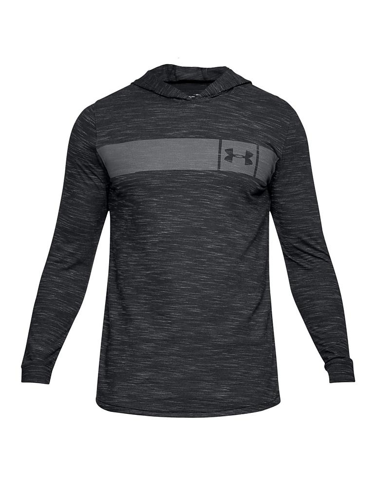 under armour herren hoodie ua sportstyle schwarz s. Black Bedroom Furniture Sets. Home Design Ideas