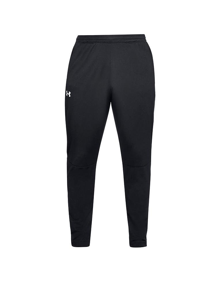 UNDER ARMOUR | Herren Hose UA Sportstyle Pique | schwarz