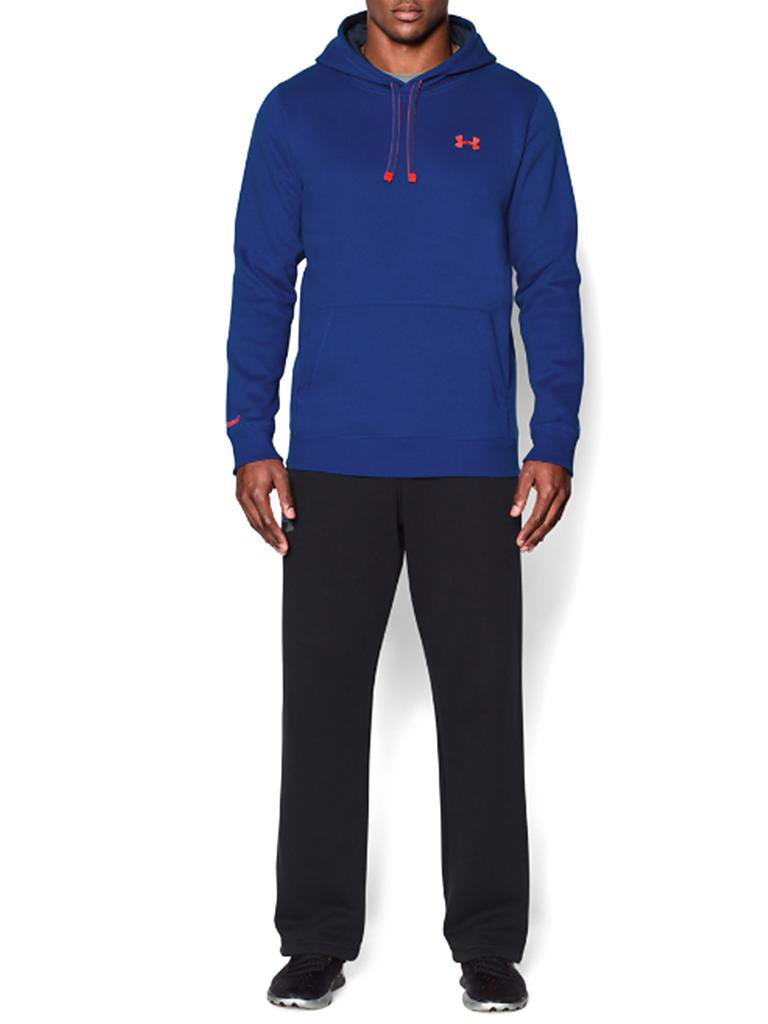 UNDER ARMOUR | Herren Kapuzensweater | blau