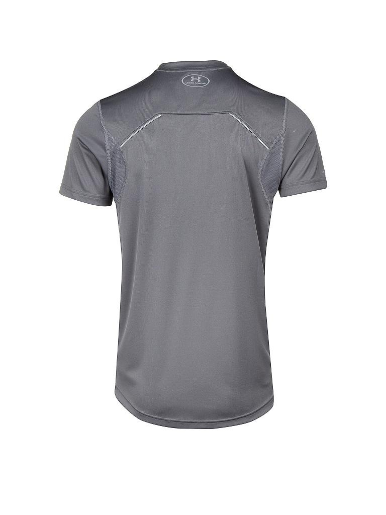 UNDER ARMOUR | Herren Laufshirt Coldblack | grau