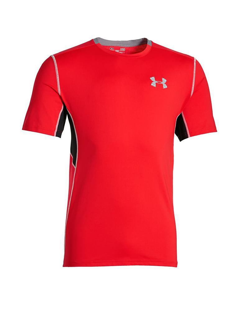 UNDER ARMOUR | Herren Laufshirt Coolswitch | rot