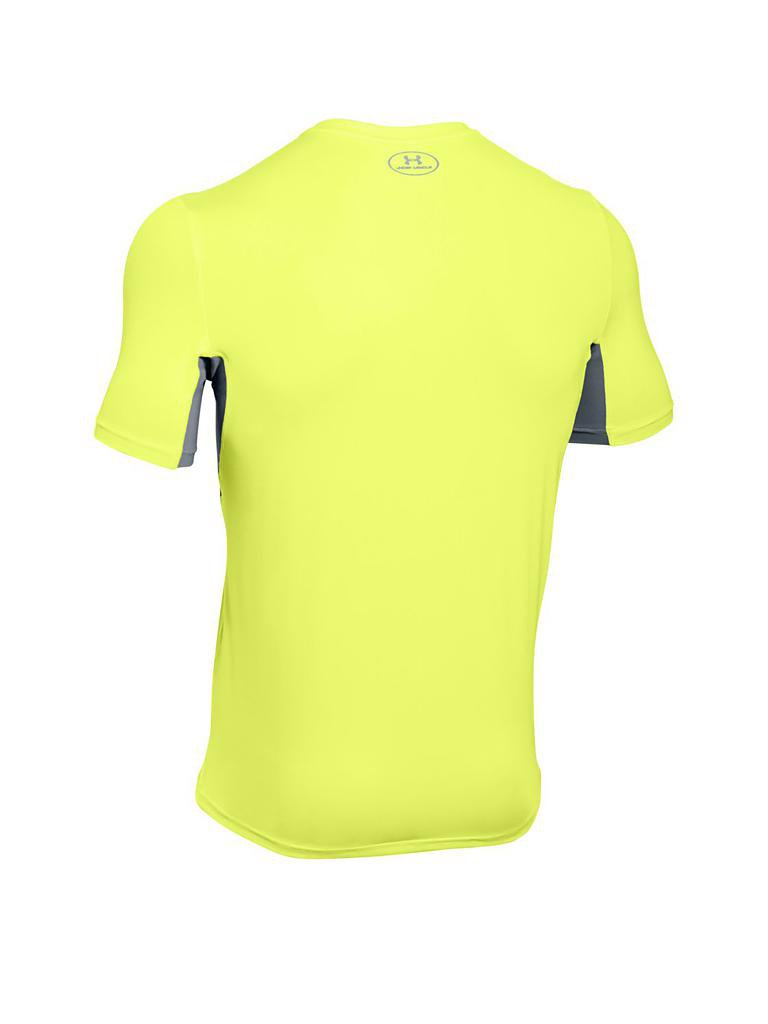 UNDER ARMOUR | Herren Laufshirt Coolswitch | gelb