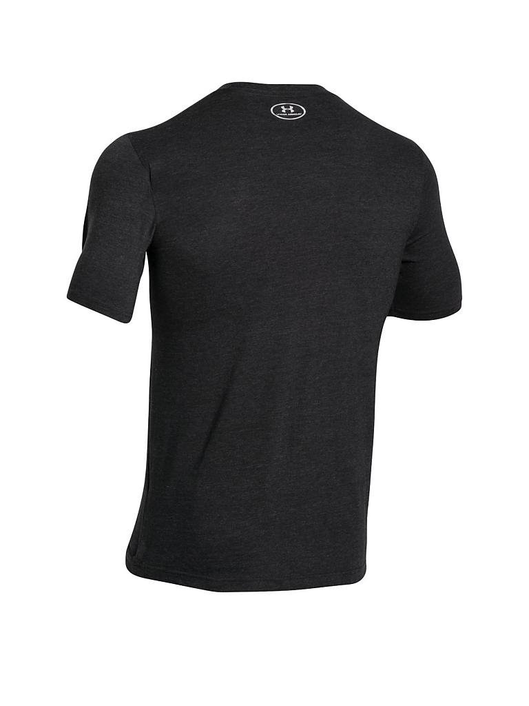 UNDER ARMOUR | Herren Laufshirt Greed | schwarz