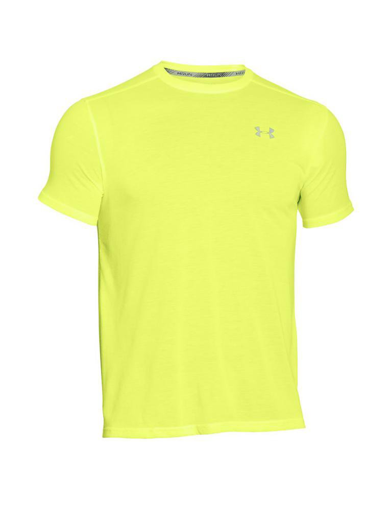 UNDER ARMOUR | Herren Laufshirt Streaker | gelb