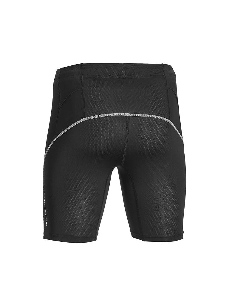 UNDER ARMOUR | Herren Laufshorttight Coolswitch | schwarz