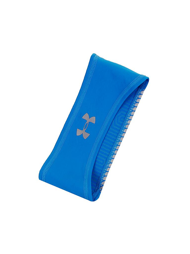 UNDER ARMOUR | Herren Laufstirnband Infrared | blau