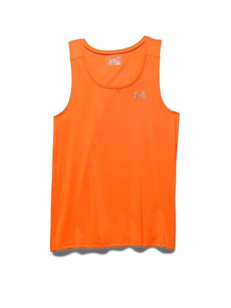 UNDER ARMOUR | Herren Lauftank Coolswitch | orange