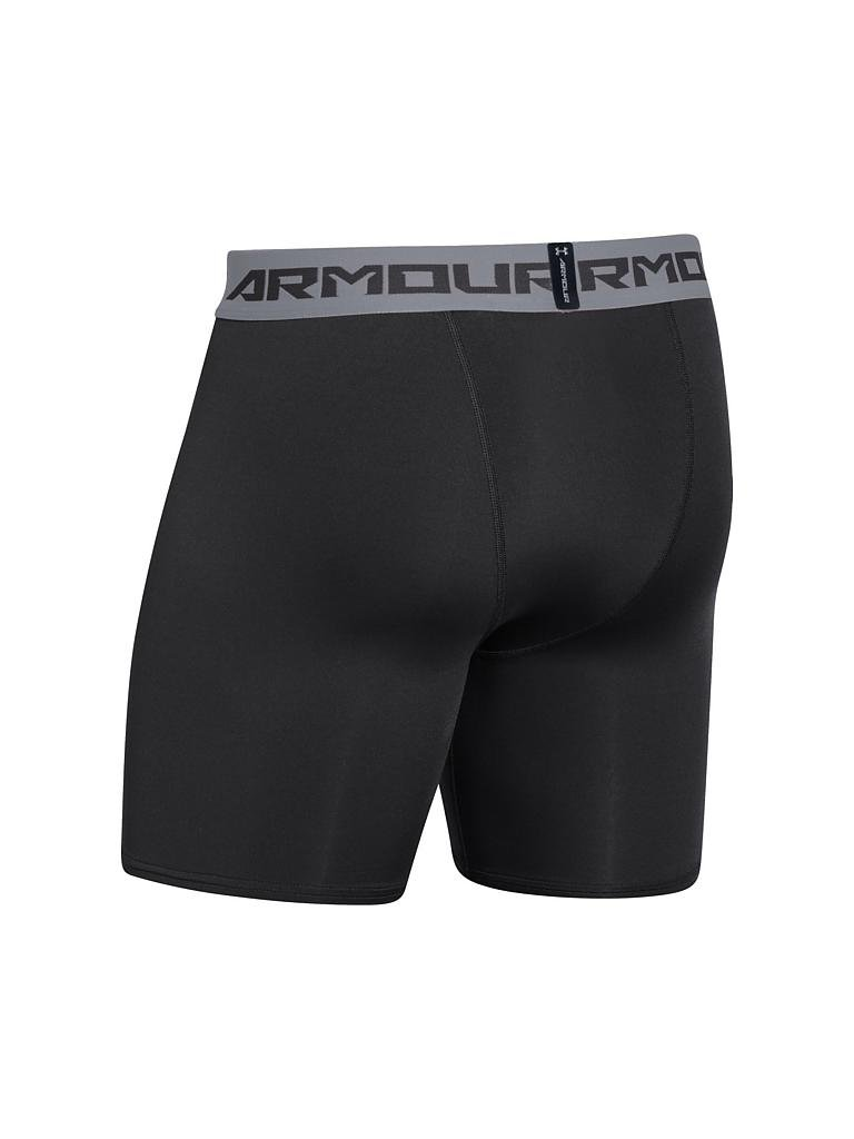 UNDER ARMOUR | Herren Shorts UA HeatGear® Armour | schwarz