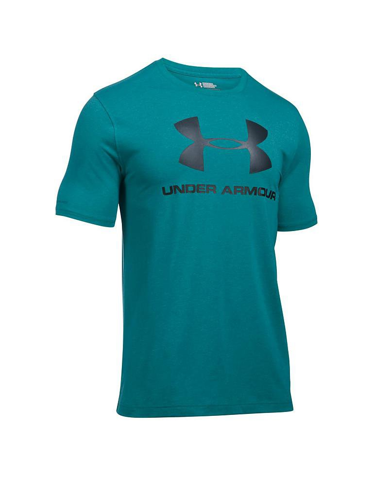 Under armour herren t shirt charged cotton sportstyle for Under armour charged shirt