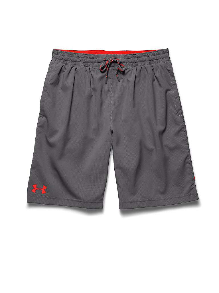 UNDER ARMOUR | Herren Trainings-Short Guster | grau