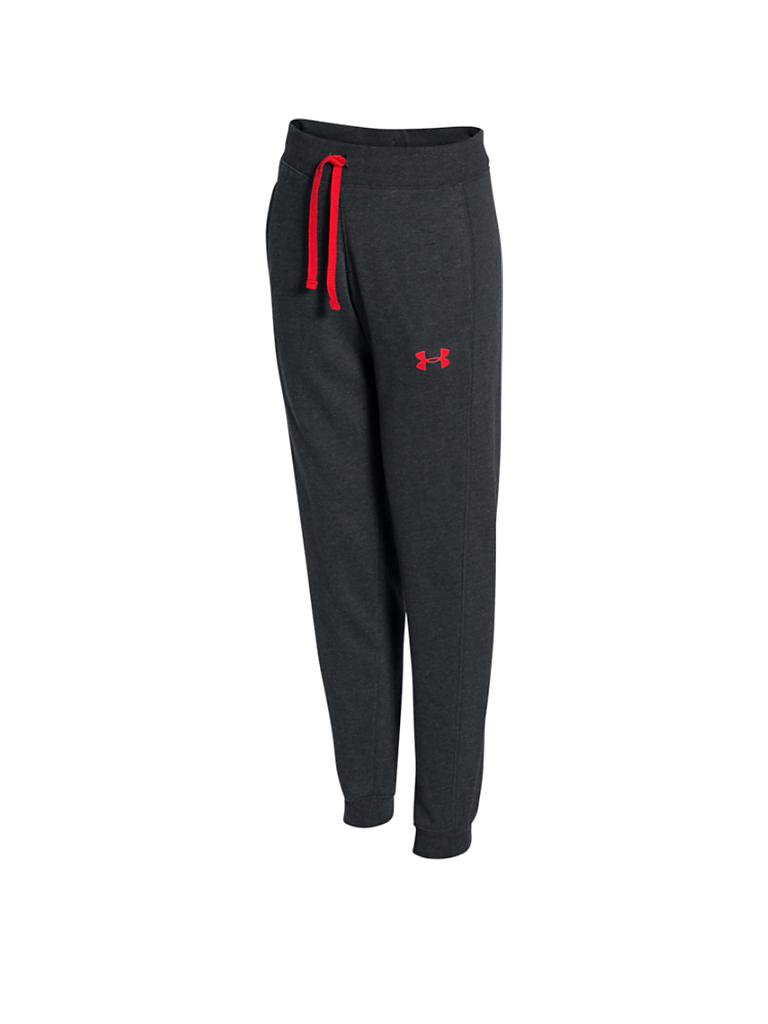 UNDER ARMOUR | Kinder Trainingshose | grau
