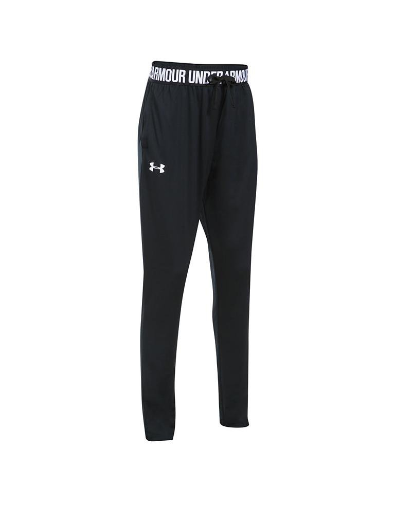 under armour m dchen jogginghose ua tech schwarz xs. Black Bedroom Furniture Sets. Home Design Ideas