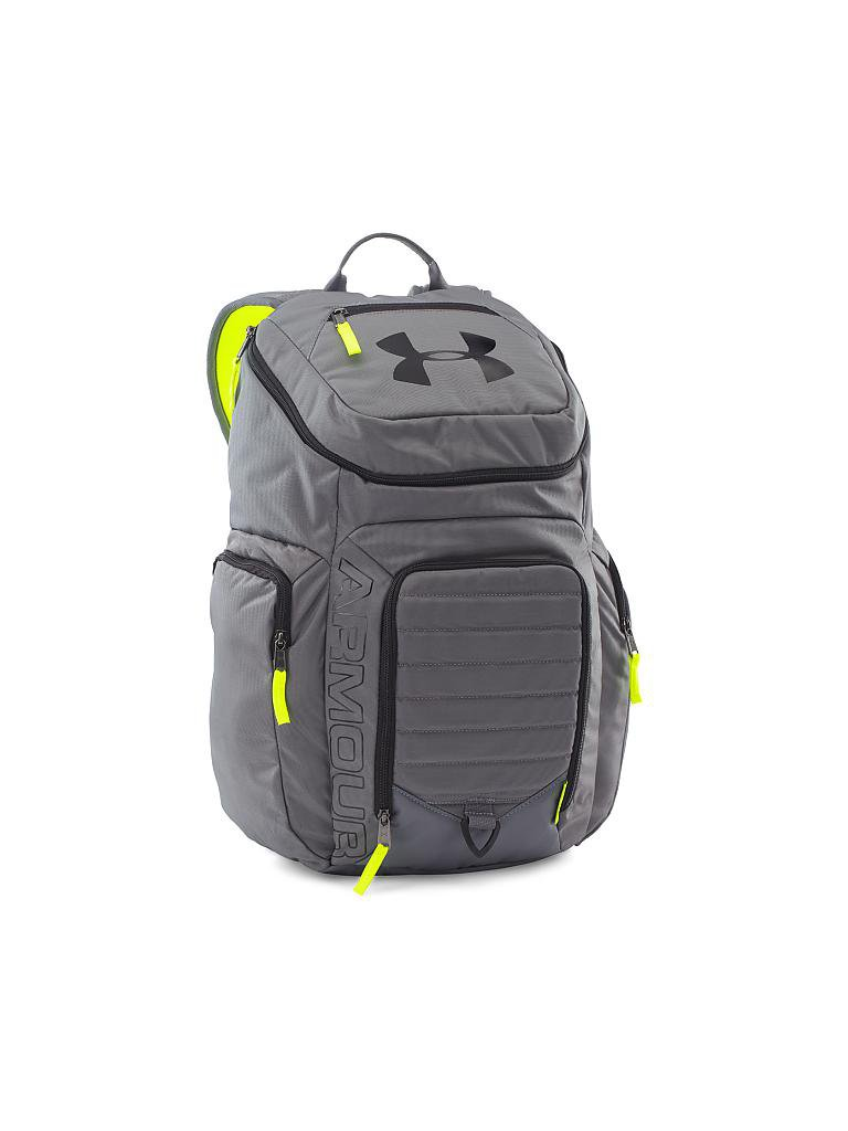UNDER ARMOUR | Rucksack Undeniable | grau