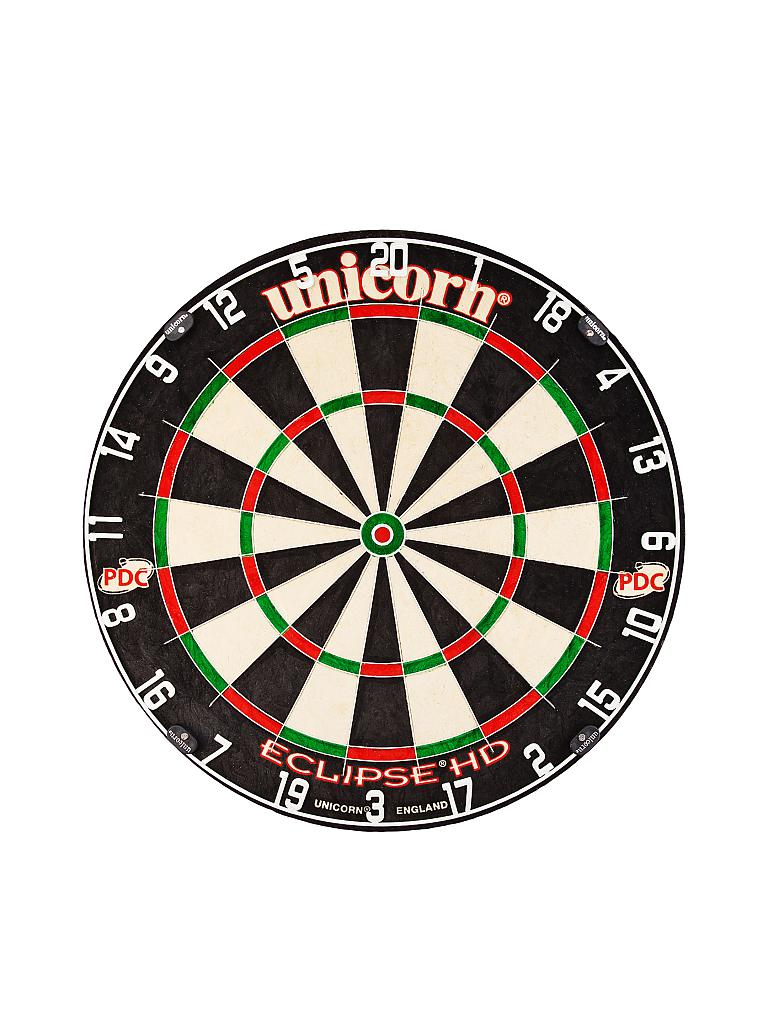UNICORN | Dartboard Eclipse HD | bunt