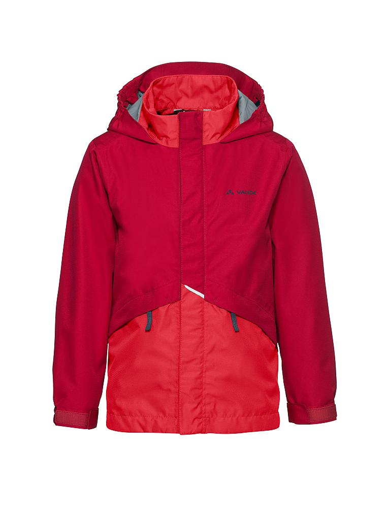 VAUDE | Kinder Wanderjacke Escape Light 3 | rot