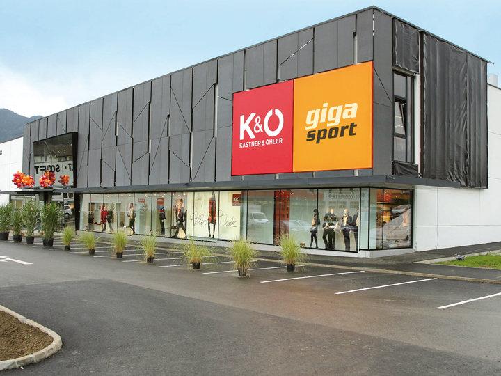 Gigasport Kapfenbert / St. Lorenzen