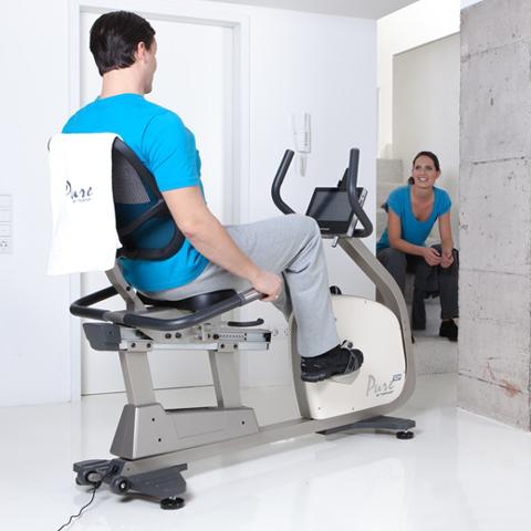 Mit Pure by Tunturi bringt Tunturi Fitness in den eigenen Alltag und ins Wohnzimmer.