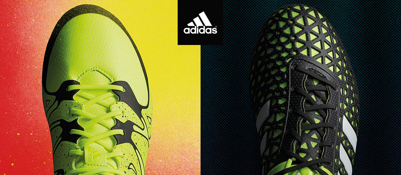Adidas X 15 und Ace 15 bei Gigasport