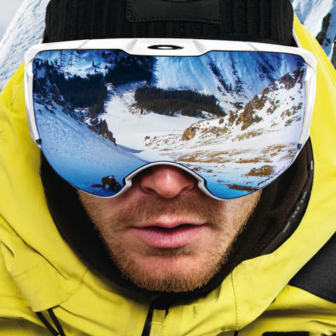 skibrille herren oakley prizm