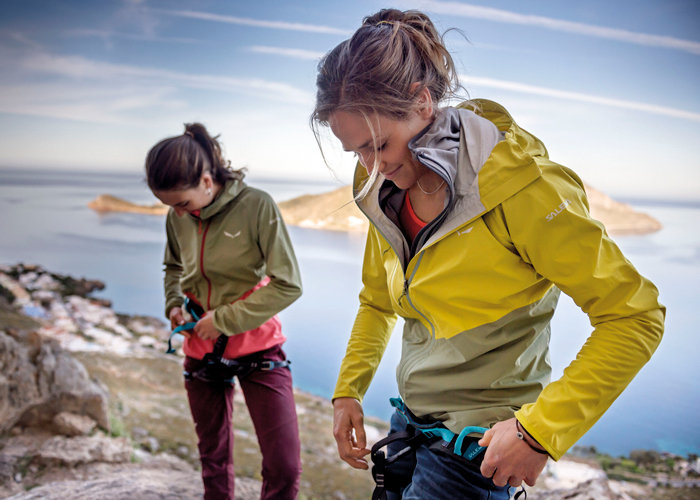Klettersteigset Neue Norm : Norm en neue sicherheitsstandards für klettersteigsets