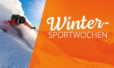 Wintersportwochen bei Gigasport