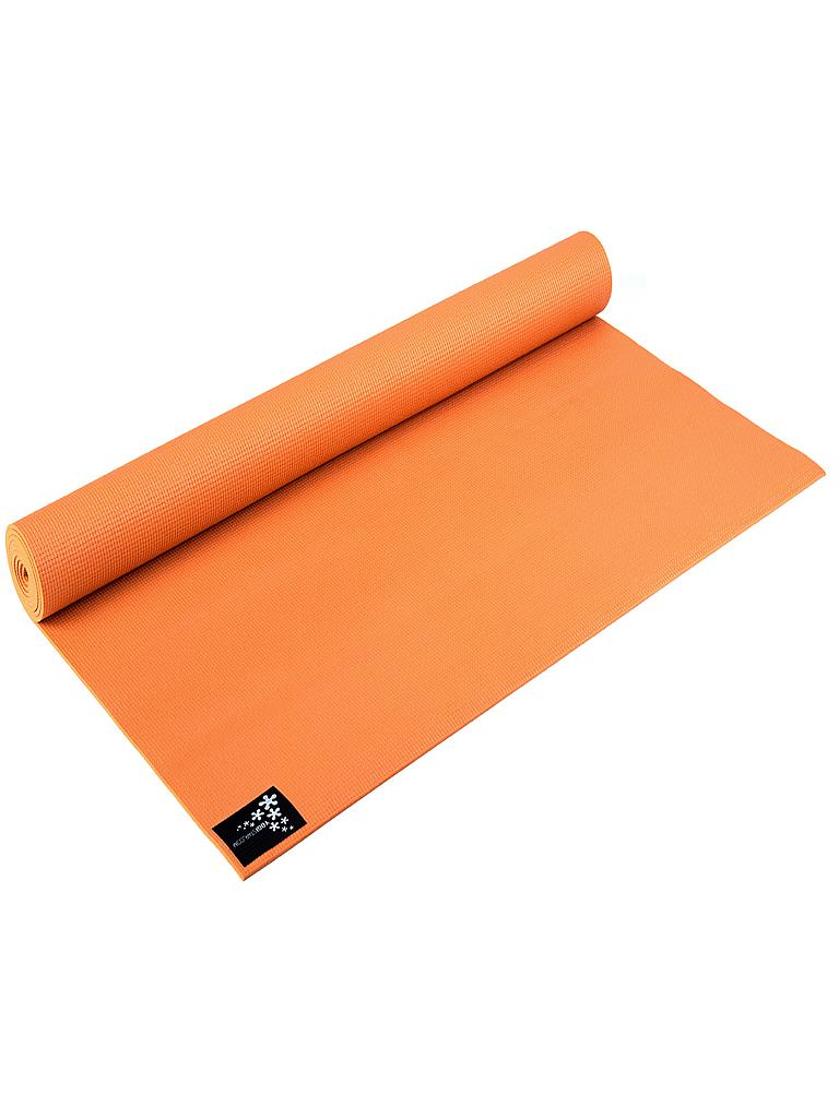 YOGISTAR | Yogamatte Basic XXL | orange